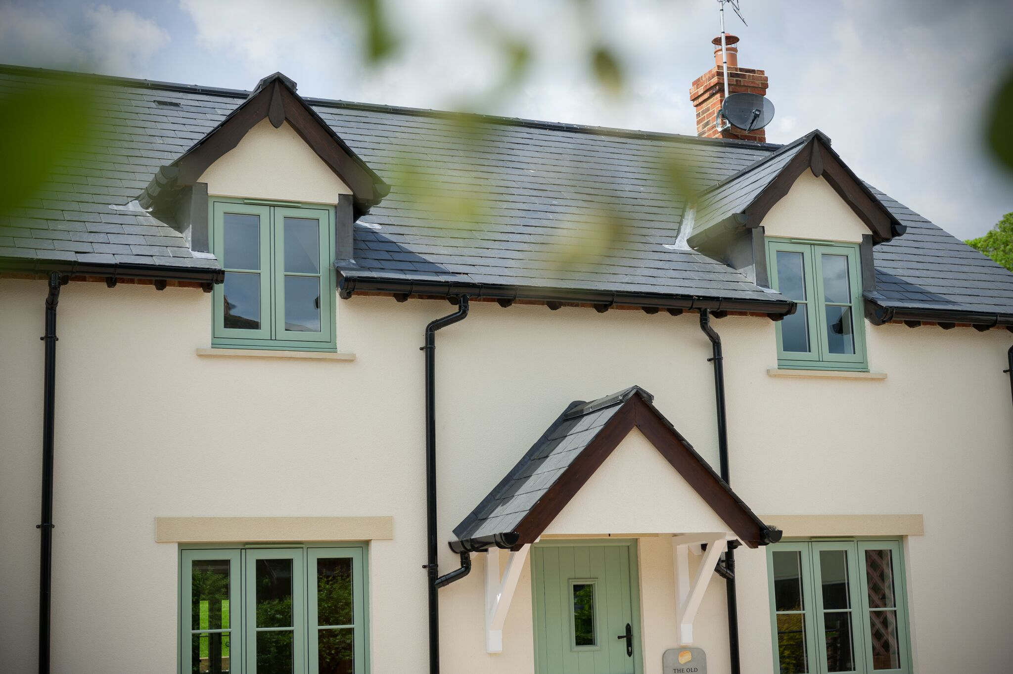 Cotswold Green Colours And Finishes Residence Collection