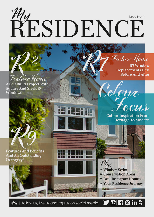 My Residence Issue 1