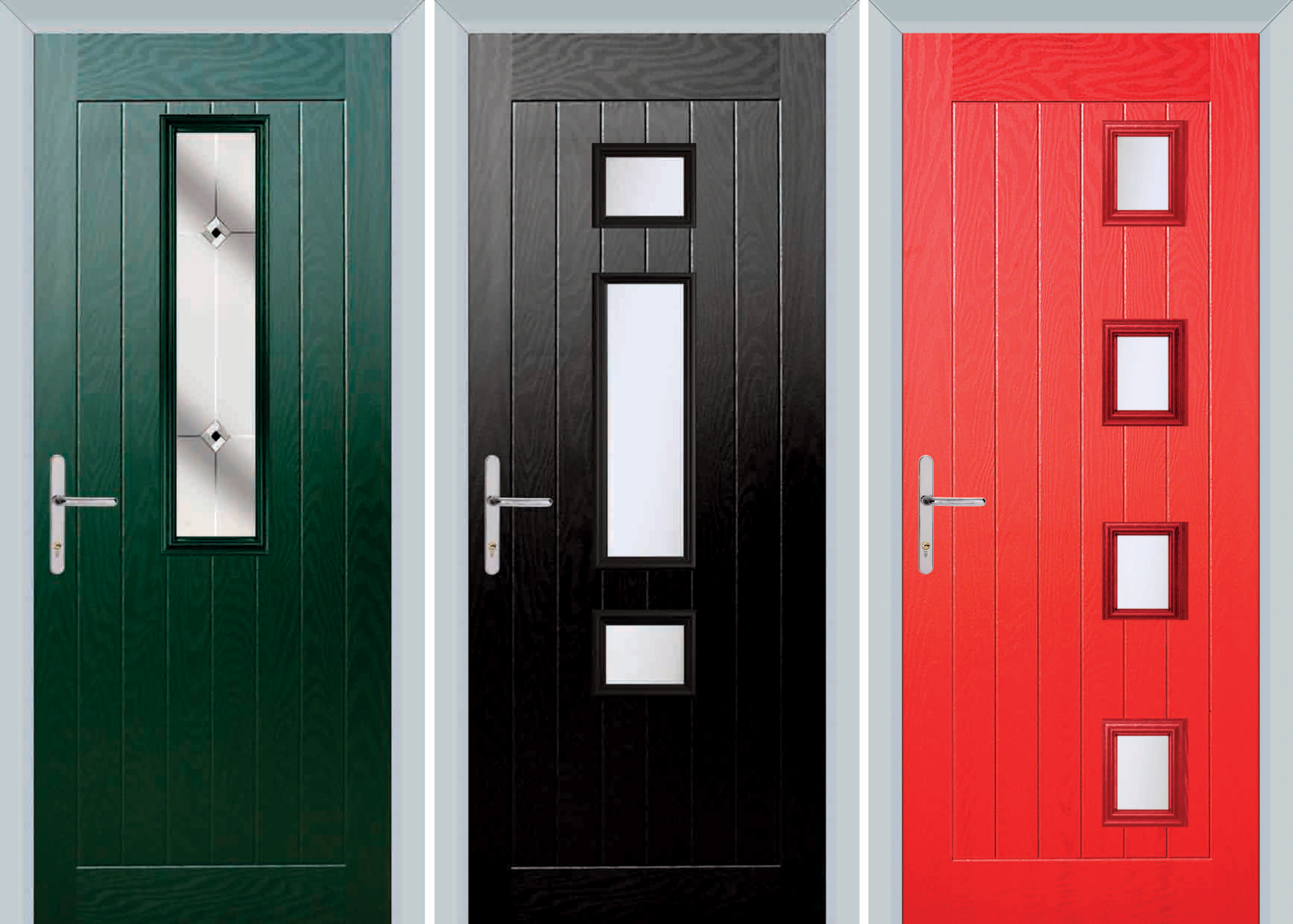 New Door Designs Mean More Choice For Homeowners Residor