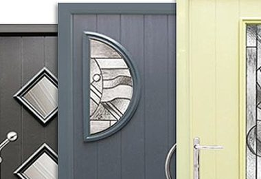 solidor composite door frame options