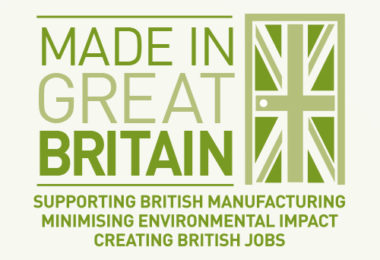 Solidor made in Britain logo