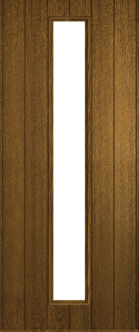 A Solidor Amalfi door in Luxury Mocha