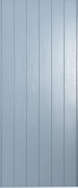 A Solidor Ancona door in duck egg blue