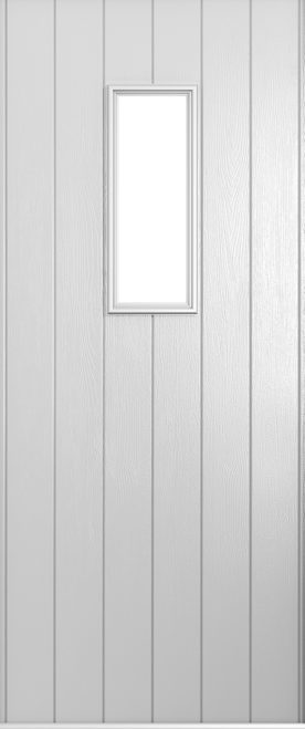 A Solidor Ancona in foiled white