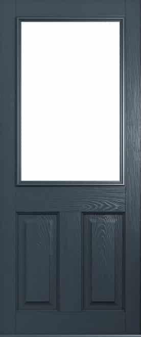 Beeston front door Anthracite grey