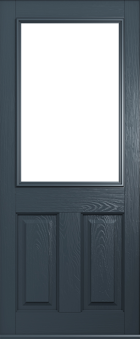 Beeston front door Anthracite grey