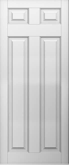 Berkley solid white door