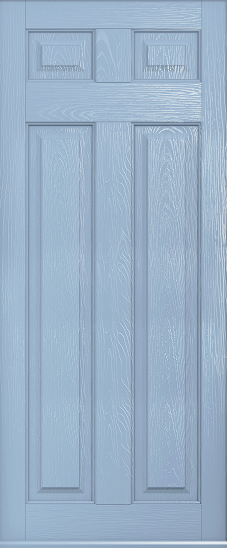 Duck egg blue solidor