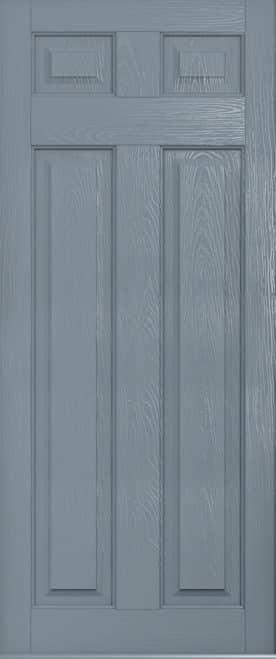 french grey berkley door