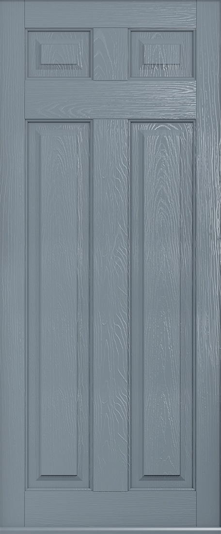 french grey berkley door