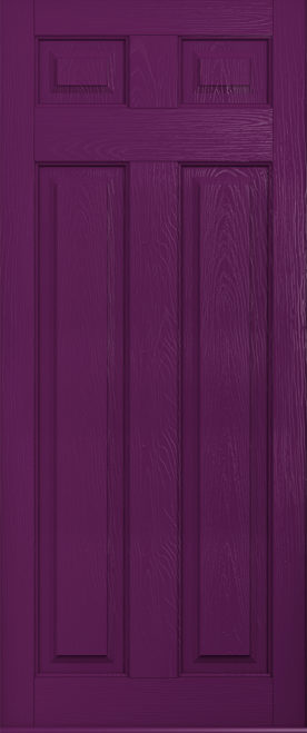 A Solidor Berkley in rich aubergine