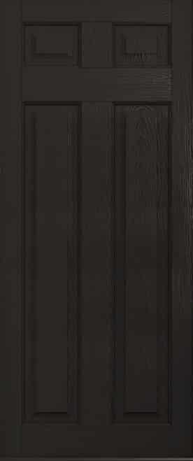 A Solidor Berkley in schwarzbraun