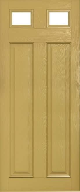 golden sand berkley glazed front door