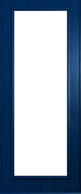 A Solidor Biella door in blue