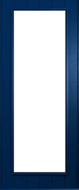 A Solidor Biella door in blue