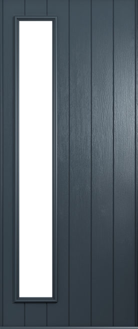 A Solidor Brescia in anthracite grey
