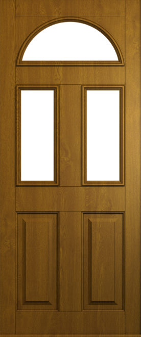 golden oak conway front door