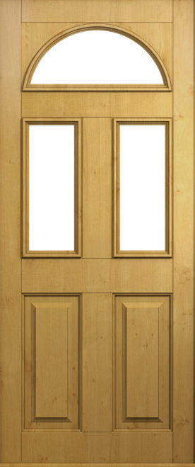 irish oak conway front door
