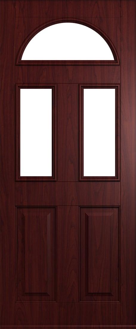 rosewood conway door
