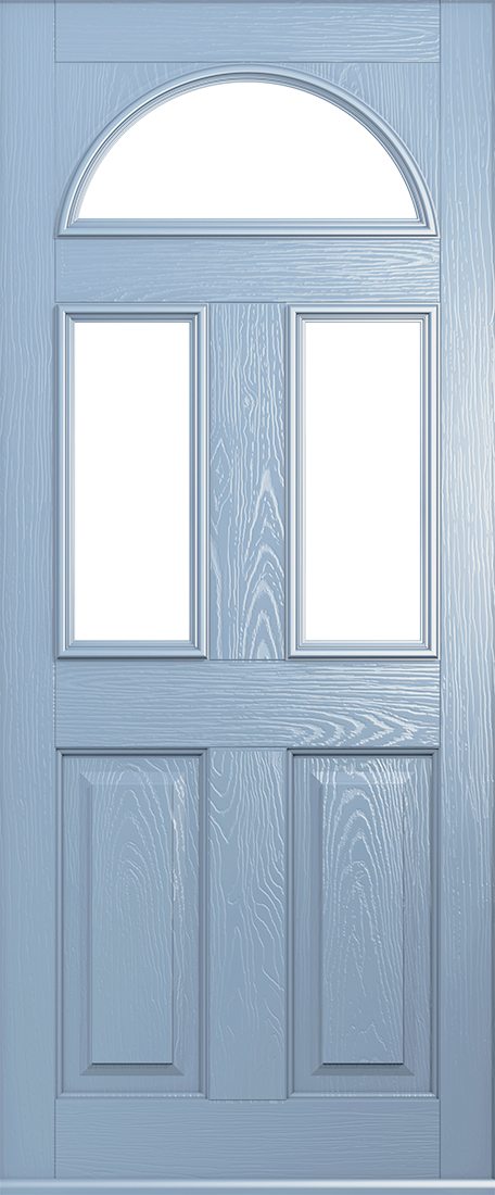 conway duck egg blue door
