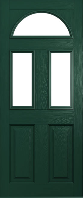 green conway composite door