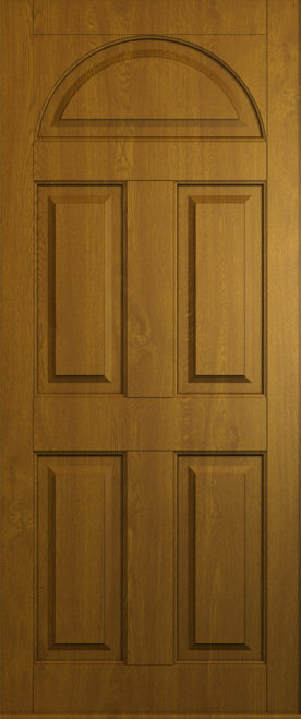 solid golden oak conway door