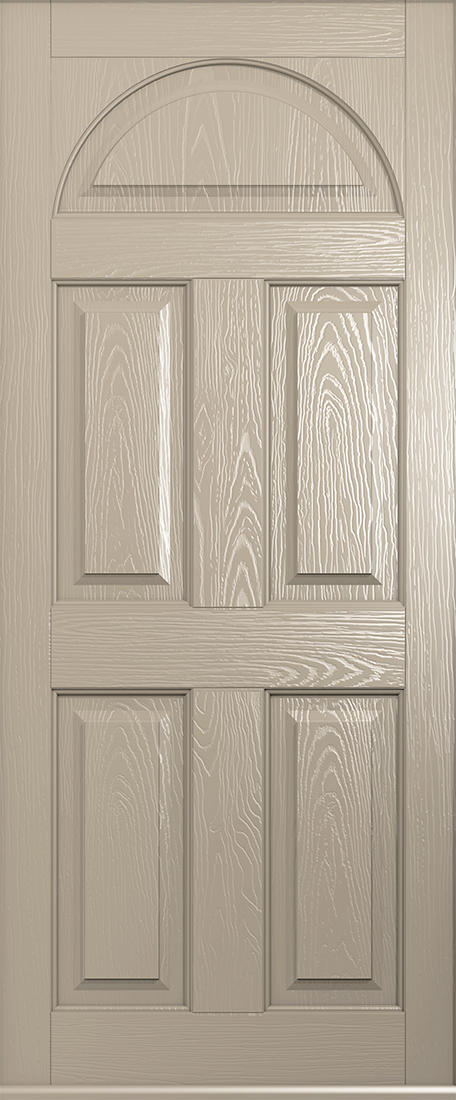 Cream conway composite door