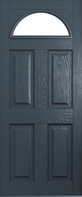 Anthracite Grey From Solidor Front Composite Doors