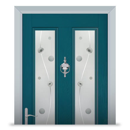 Edinburgh door frame options
