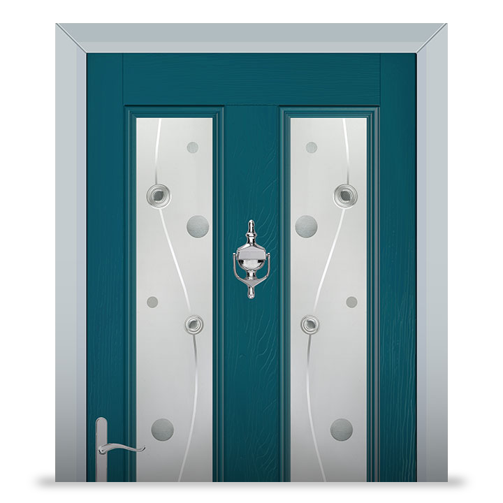 Edinburgh door frame options