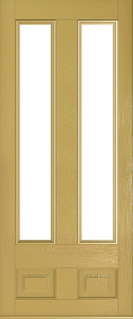 golden sand edinburgh glazed door