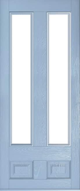 Duck Egg Blue Doors From Solidor Front Composite Doors