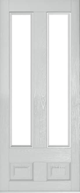 edinburgh glazed painswick door