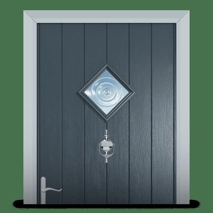 Flint composite door options