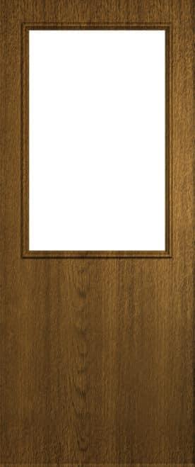 A Solidor Flint Beeston door in luxury mocha