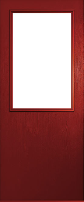 A Solidor Flint Beeston in red