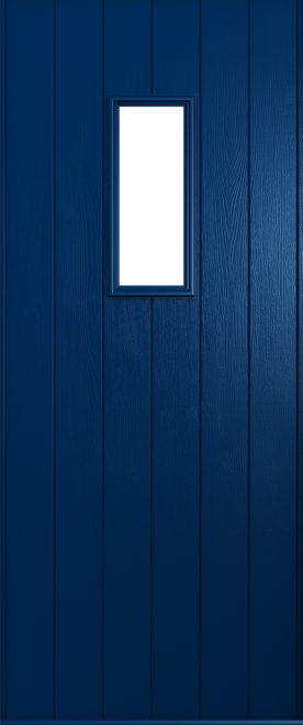 A Solidor flint in blue