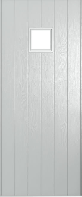 A Solidor Flint door in Painswick