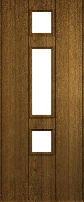 A Solidor Genoa Door in luxury mocha