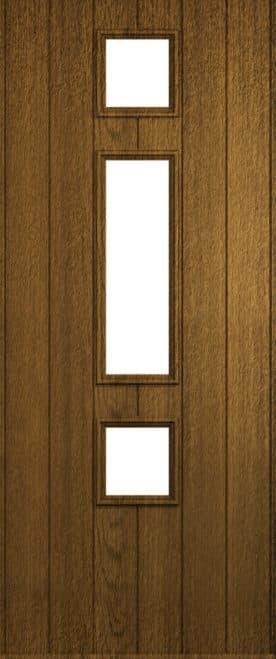 A Solidor Genoa Door in luxury mocha