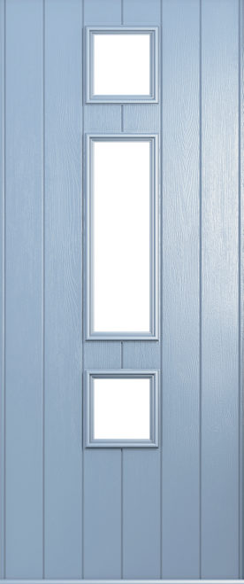 A Solidor Genoa in duck egg blue