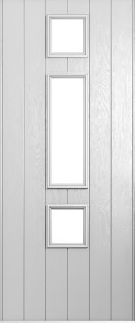 A Solidor Genoa in foiled white