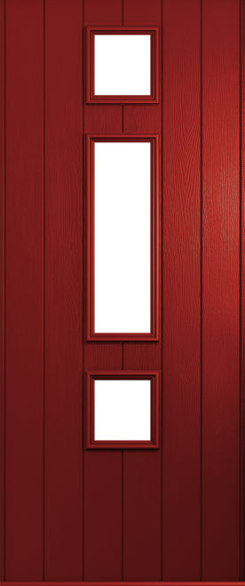 A Solidor Genoa in red