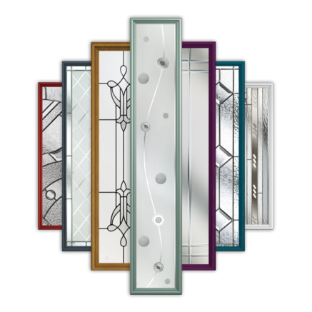glass options from Solidor