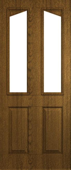 Luxury Mocha Harlech door