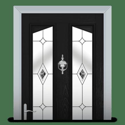 Harlech front door frames