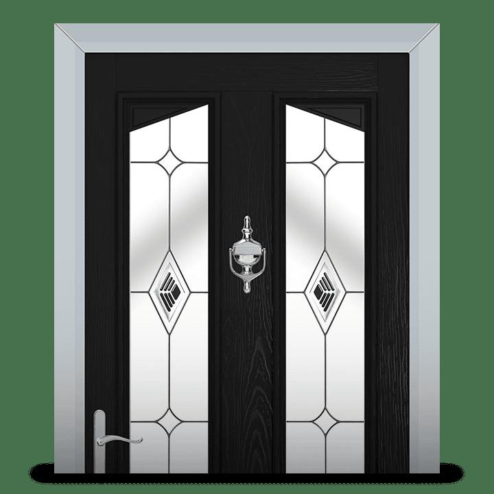 Harlech front door