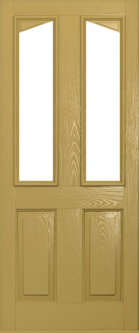 Golden Sand front door