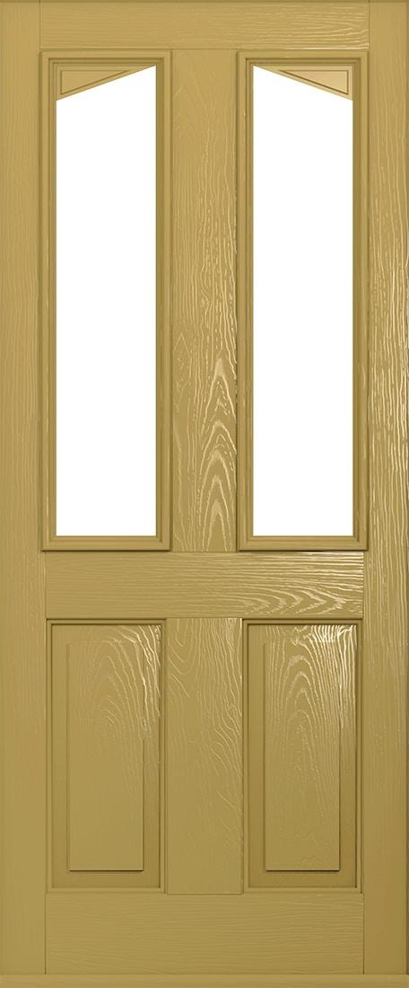 Golden Sand front door
