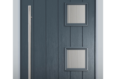 French doors from solidor composite front back doors for Back door french doors